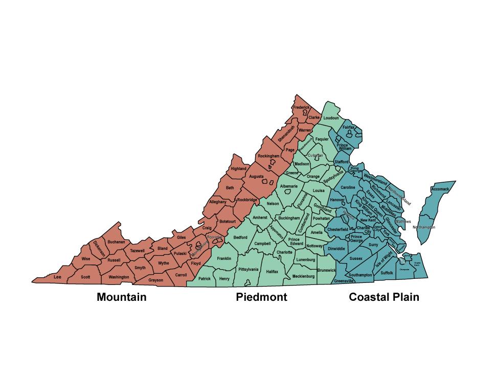 Virginia Invasive Plant Species List