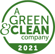 Green and Clean logo