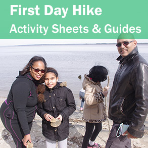 First Day Hike Trail Guides and Activities