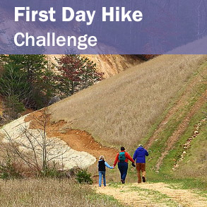First Day Hike Challenge