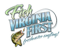 Fish Virginia First logo.