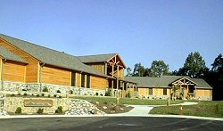 The Cove Ridge Center is great for workshops, retreats and meetings - all in a stress-free, natural setting.