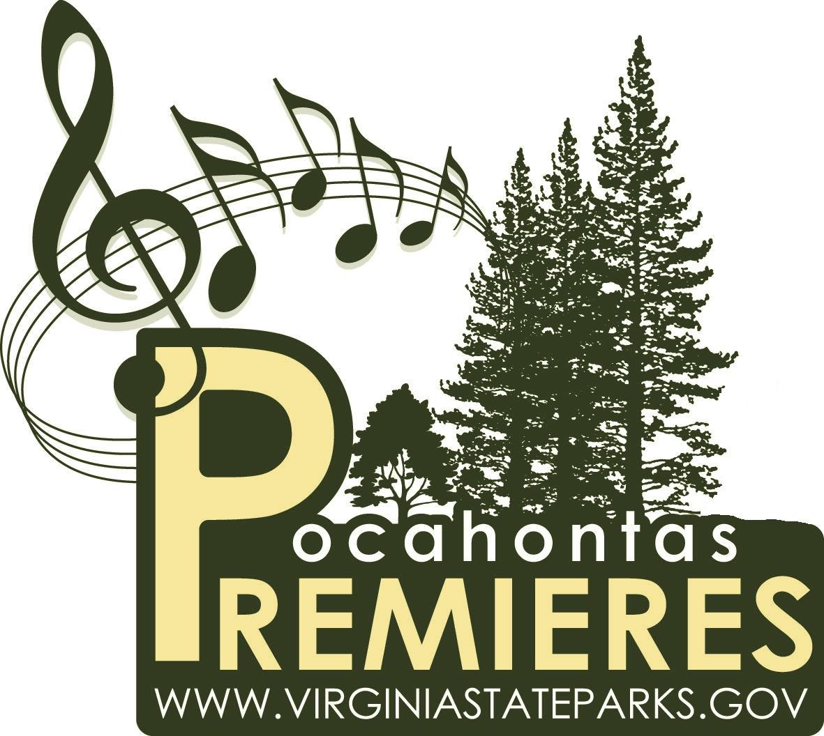 Pocahontas Premieres logo